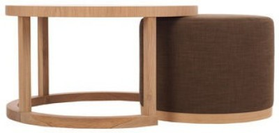 SAGAR FURNITURE Sagar Furniture Centre Table Solid Wood Coffee Table