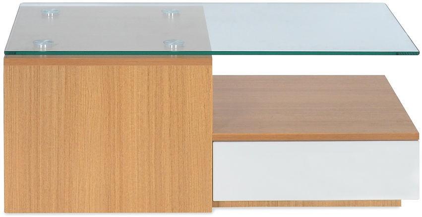 @home by Nilkamal Croissant Engineered Wood Coffee Table