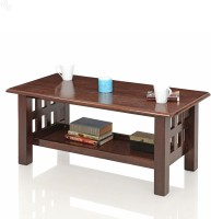 Royal Oak Sydney Solid Wood Coffee Table(Finish Color - Honey Brown)