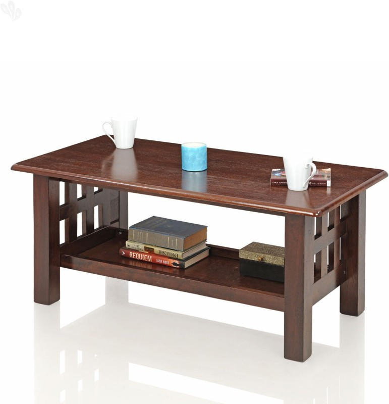 Royal Oak Sydney Solid Wood Coffee Table(Finish Color - Honey...