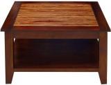 Jivan Solid Wood Coffee Table (Finish Co...