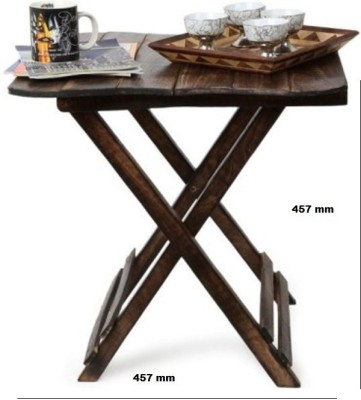 Crafts World Solid Wood Coffee Table