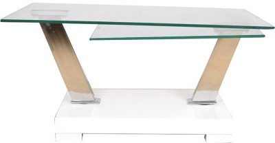 HomeTown Will Engineered Wood Coffee Table
