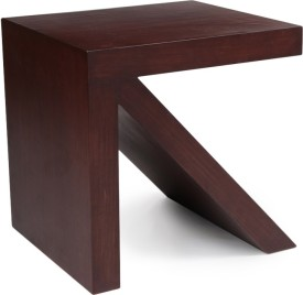 ARRA Solid Wood Coffee Table(Finish Color - Walnut)