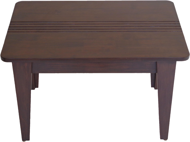 Spaceline Furnitures Solid Wood Coffee Table