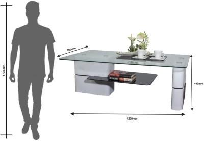 Evok Pisa Engineered Wood Coffee Table