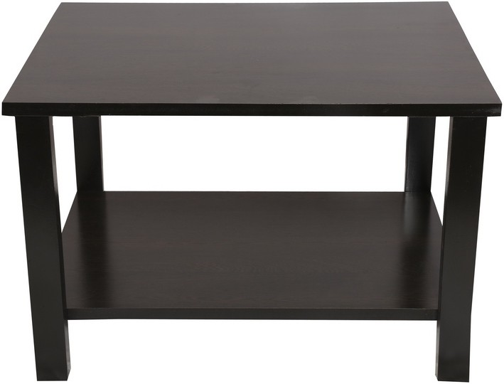 View Ikiriya Engineered Wood Coffee Table(Finish Color - dark brown) Furniture (Ikiriya)