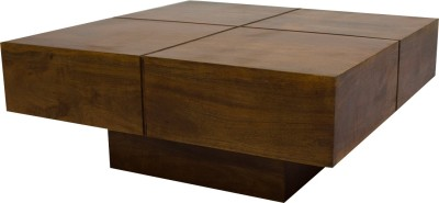 Woodpecker Louisiana Solid Wood Coffee Table