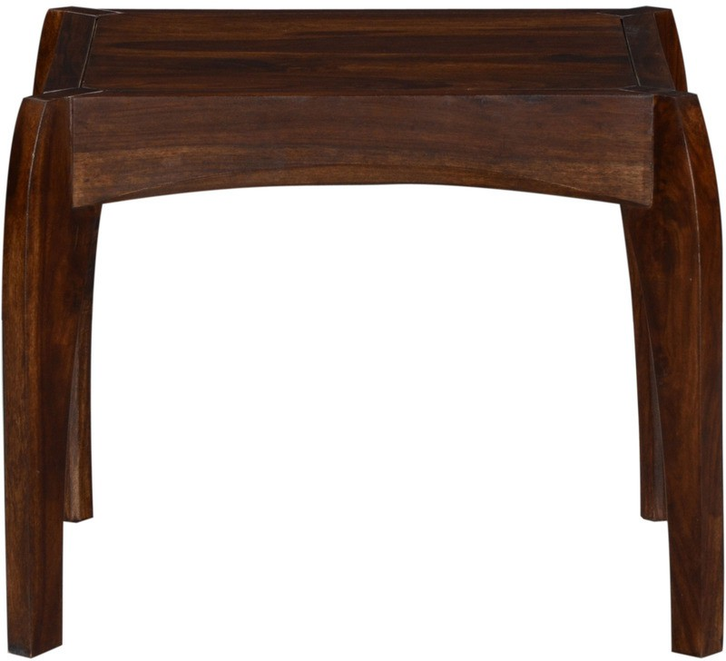 View Smarvvv Productions Smart & Stylish Solid Wood Side Table(Finish Color - Brown) Furniture (Smarvvv Productions)