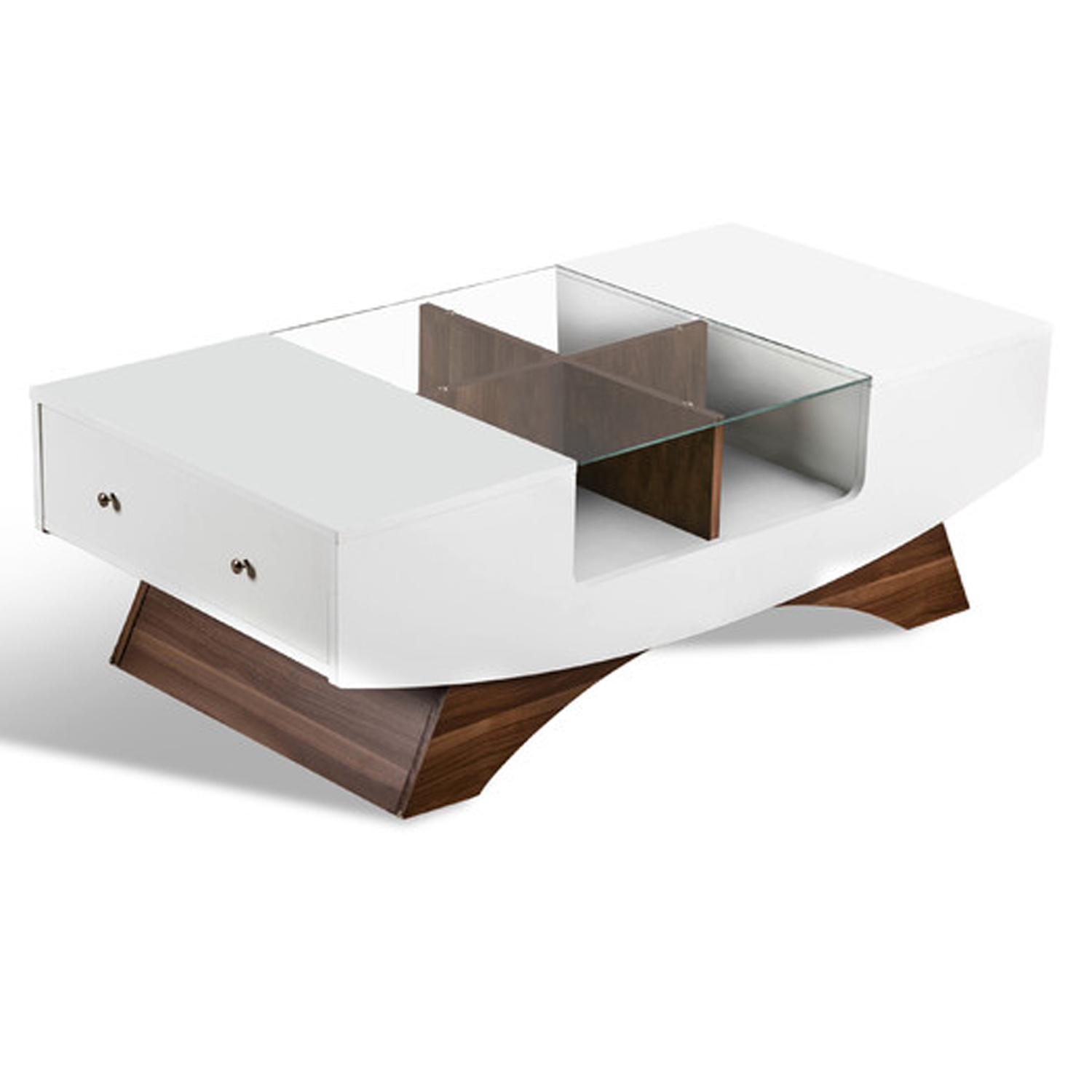 Dream Furniture India Solid Wood Coffee Table class=