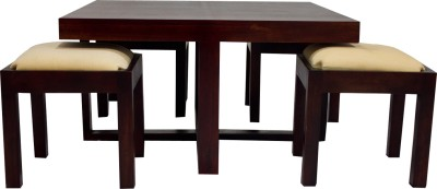 Woodpecker Solid Wood Coffee Table