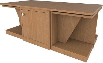 NorthStar NORTHSTAR OMEGA 5-in-1 Coffee Table Engineered Wood Coffee Table