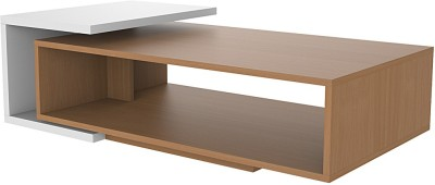 North Star Fixture & Furniture Pvt. Ltd. Rodeo 2-in-1 Engineered Wood Coffee Table