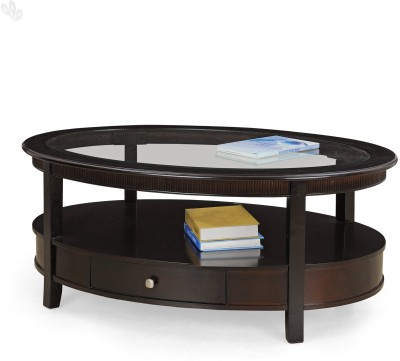 Royal Oak Ultra Solid Wood Coffee Table(Finish Color - Honey)