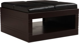 ARRA Engineered Wood Coffee Table(Finish Color - Walnut)