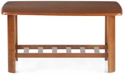 @home by Nilkamal Elena Solid Wood Coffee Table