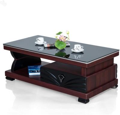 Royal Oak Wave Engineered Wood Coffee Table