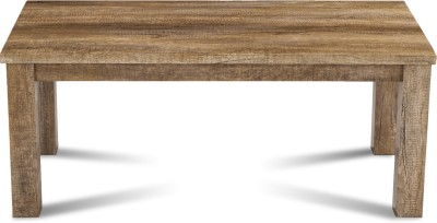 Durian PERKINS Solid Wood Coffee Table(Finish Color - Antique Oak)