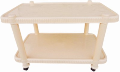 Aggarwal Folding Beds Plastic Coffee Table