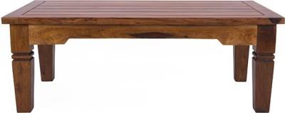 Jivan Solid Wood Coffee Table