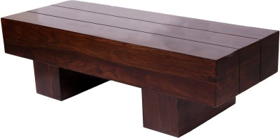 Wood Dekor Solid Wood Coffee Table