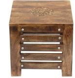 Craftatoz Solid Wood Coffee Table (Finis...