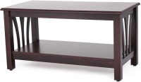 View JFA FELECITY Solid Wood Coffee Table(Finish Color - Rosewood) Furniture (JFA)