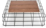 Durian ELEMENT Metal Coffee Table (Finis...