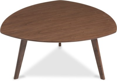 Durian KENT Solid Wood Coffee Table(Finish Color - Walnut)