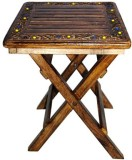 Acme Production Solid Wood Coffee Table ...