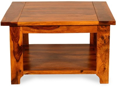 Ringabell keon Solid Wood Coffee Table(Finish Color - Teak)