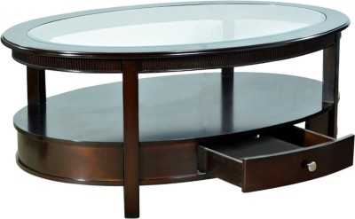 HomeTown Zina Centre Solid Wood Coffee Table