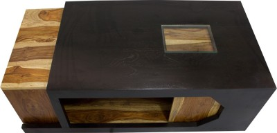 Woodpecker Indiana Solid Wood Coffee Table