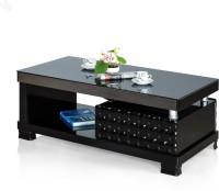 RoyalOak Royal Engineered Wood Coffee Table(Finish Color - Dark)