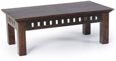 Smart Choice Furniture Rosewood (Sheesham)_JICT12_Matte finish Solid Wood Coffee Table