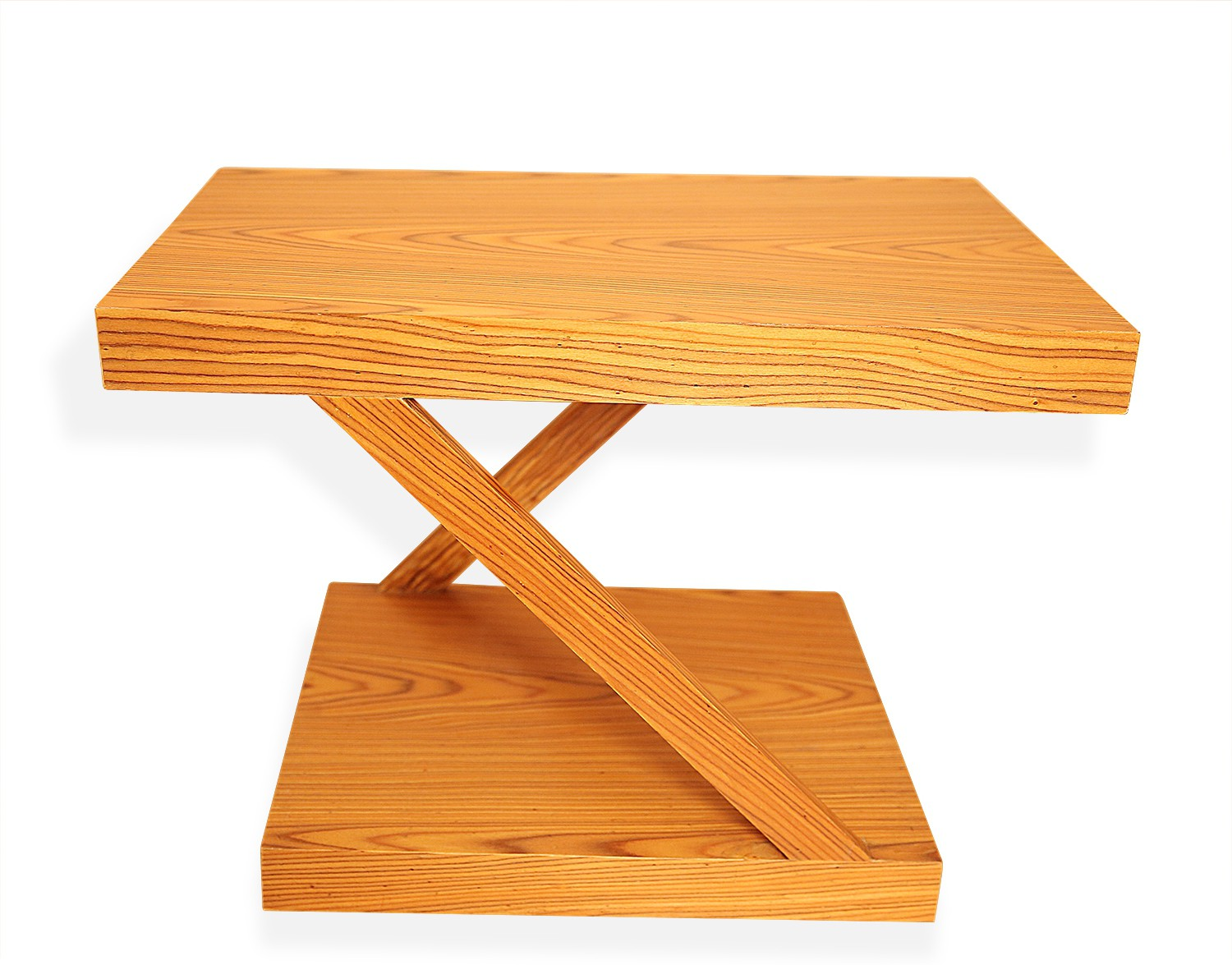 View NETWOOD DESIGNER Solid Wood Coffee Table(Finish Color - Natural Matte Finish) Furniture (Netwood Designer)