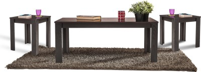 Durian SMITH Engineered Wood Coffee Table(Finish Color - Wenge)