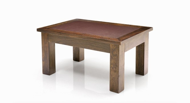 Indian Hub Solid Wood Coffee Table class=
