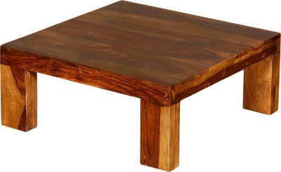 The Attic Solid Wood Coffee Table(Finish Color - Provincial Teak)