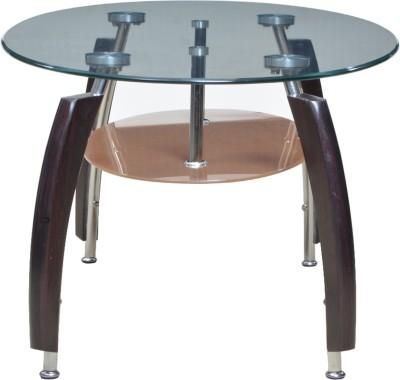 HomeTown Carlo Metal Coffee Table