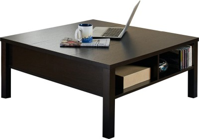 Dream Furniture Solid Wood Coffee Table(Finish Color - Coffee Bean)