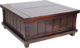 Wood Dekor Solid Wood Coffee Table (Fini...
