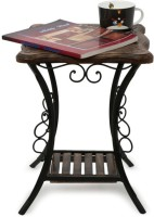 Onlineshoppee Wooden Coffee Table Solid Wood Coffee Table(Finish Color - BROWN)