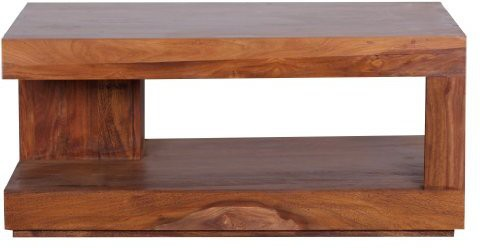 Jivan Solid Wood Coffee Table