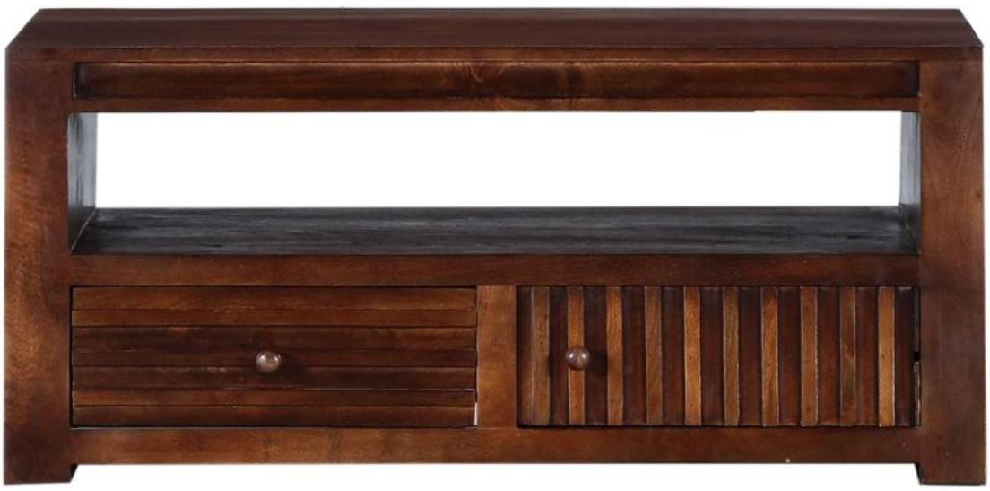 View Amaani Furniture's Solid Wood Coffee Table(Finish Color - Teak wood) Furniture (Amaani Furniture's)