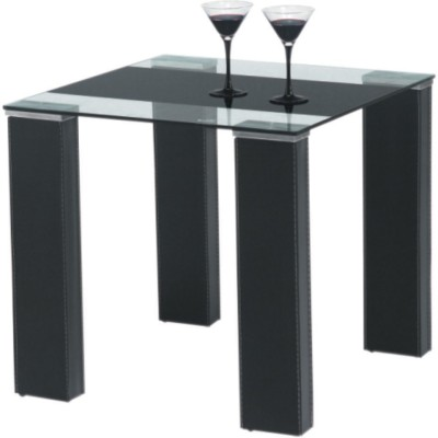 Godrej Interio Crystalline Glass Coffee Table(Finish Color - Black)