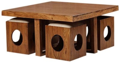 Smart Choice Furniture Solid Wood Coffee Table