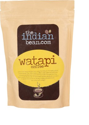 The Indian Bean Watapi Beans Filter Coffee 250 g