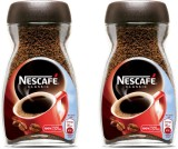 Nescafe Classic (pack of 2) Instant Coff...