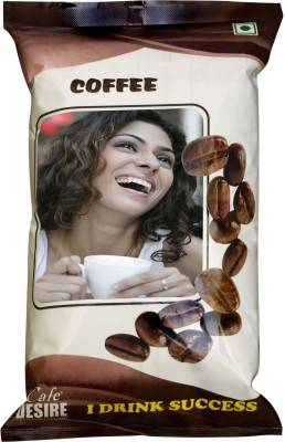 Cafe Desire Certified Instant Coffee 1 kg(Pack of 1 Chikory Flavored)